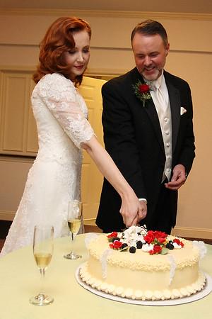 Brian and Laurel Wedding