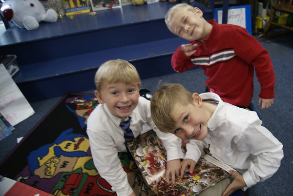 Open Classroom & Holiday Show