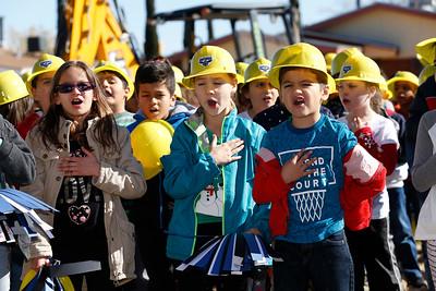 Torres Elementary School groundbreaking