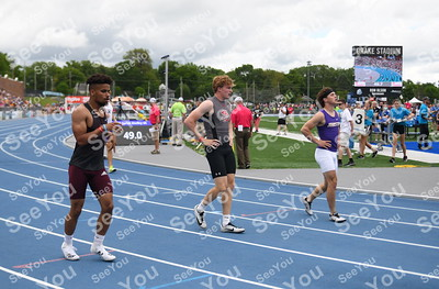 State Track  and Field: Saturday