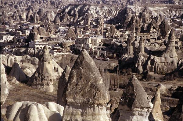 2003 - Turkey - Istanbul and Cappadocia