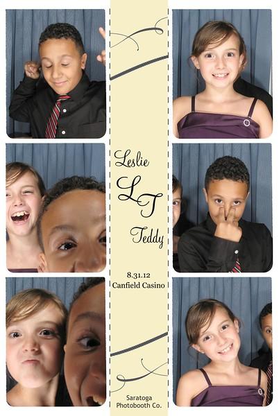 Leslie & Teddy