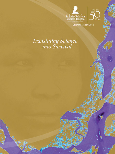 2012 St. Jude Scientific Report