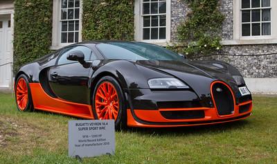 Bugatti (1991 to Present Day)