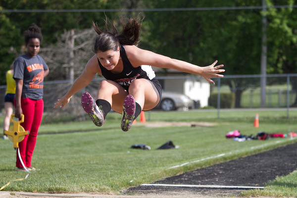 Girls Track and Field Sectional