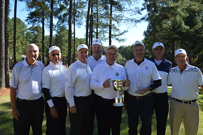 2nd Carolinas Senior Interclub Final Four