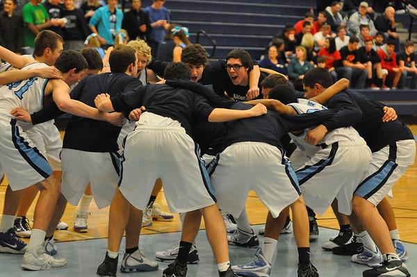 Corvallis vs. South Albany Boys Basketball