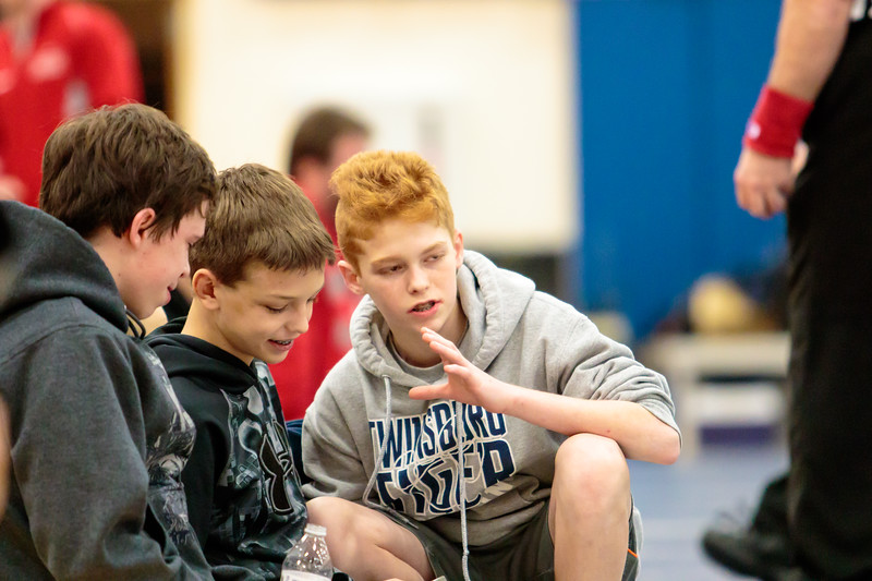 Twinsburg TAB Middle School Wrestling Tournament 2016