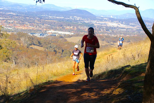 "Sri Chinmoy ""Gungahlin Gallop"" 30km, 10km & 2.2km trail runs, Sunday 21 July 2019"