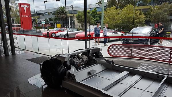 Tesla Driveday