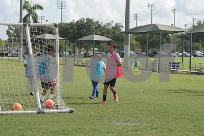Simply Soccer 7/25 thru 7/29, 2016