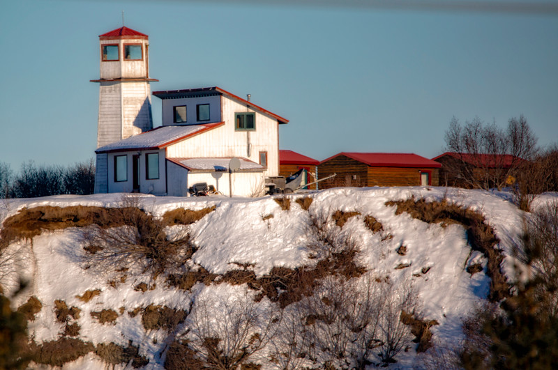 Ninilchik Lighthouse