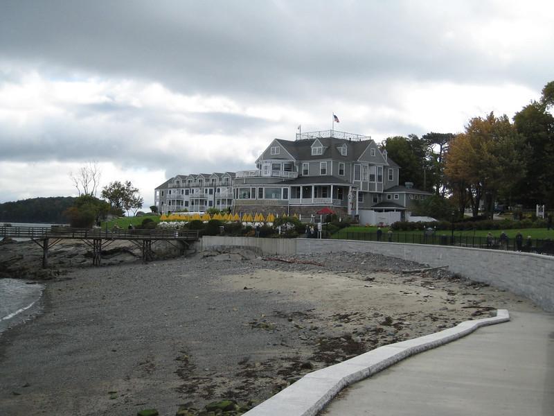 Bar Harbor, Maine - The Bar Harbor Inn