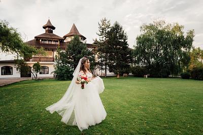 Irina si Mihai - Nunta la Castel Posesti