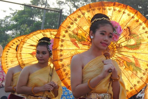 Chiang Mai Flower Fesitval