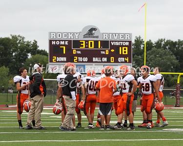 Freshman vs. Rocky River