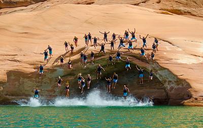 Lake Powell 2015