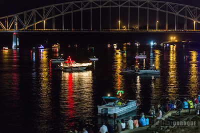 2014 Lighted Boat Parade