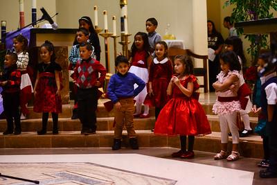 Saint Frances Christmas Program 2015