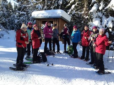 2018-12-19 Raquette Camp Mercier (Michel Lapointe)