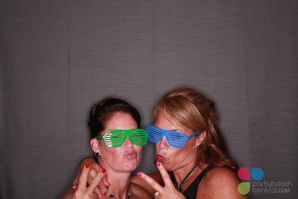 Felix + Ashley Party Booth