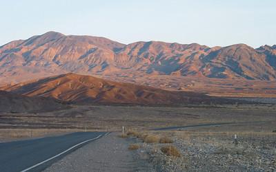 Death Valley, Spring '10