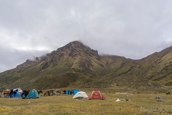 Salkantay Trek to Machu Picchu Day Three