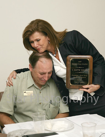 Elizabethton Chamber of commerce award