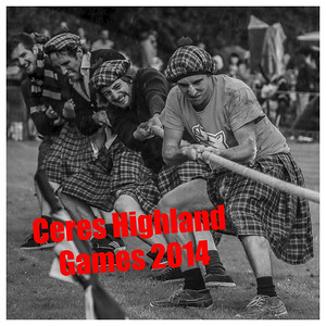 The 2014 Ceres Highland Games