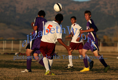Teton Guys vs North Fremont 9/28