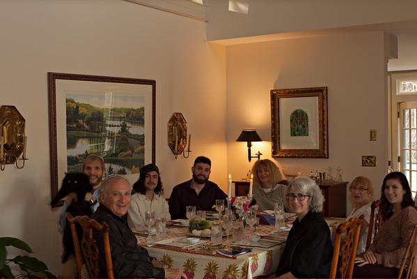 Passover 2017-2019, 2021