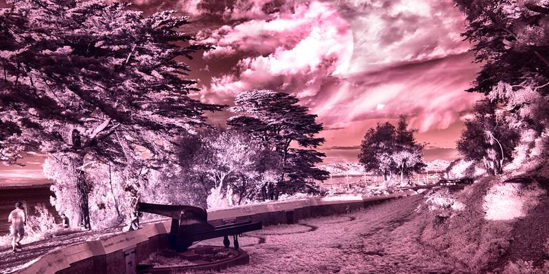 Infrared Fort Mason