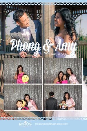 Phong & Amy (prints)
