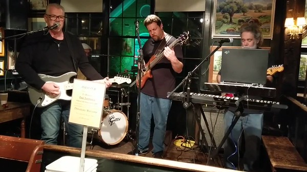 The Tone Rangers at Halo Pub