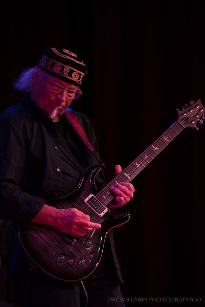 Martin Barre Band - Nashville - 3/23/17