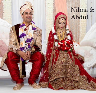 Nilma & Abdul's Wedding