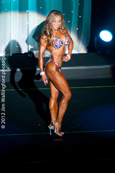 2012 Arnold Classic Figure International