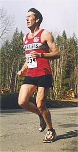 2001 Merville 15K - Sandy Stewart