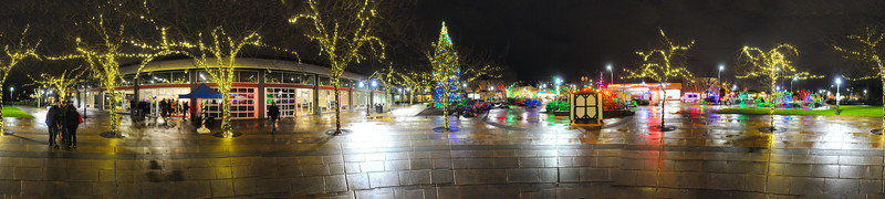Renton Piazza Christmas Tree Lighting