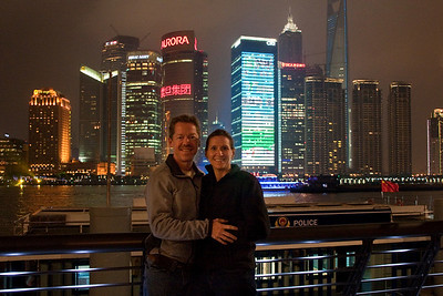 Shanghai and the Bund