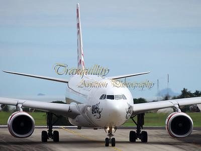 Civil Aviation Photography - Fiji