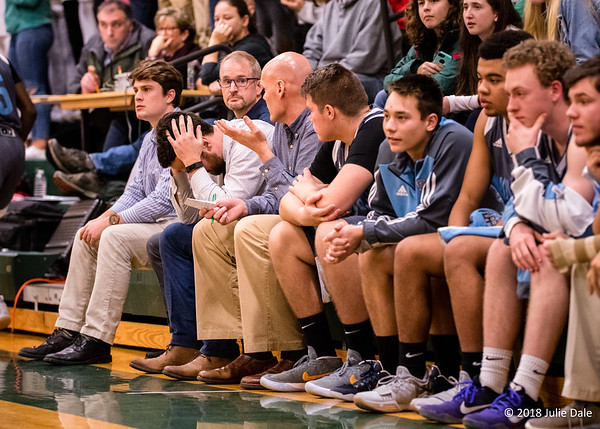 SBHS Basketball 2017-18