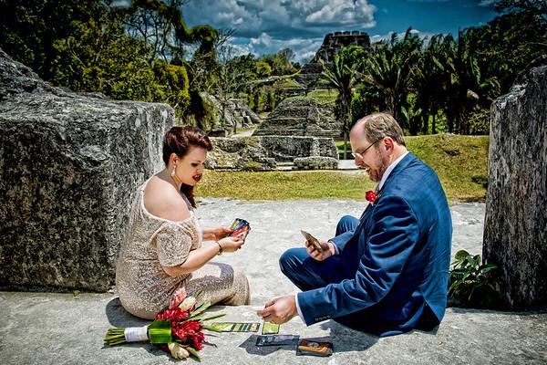 Rachael & James - Wedding - Belize - 17th of April 2019