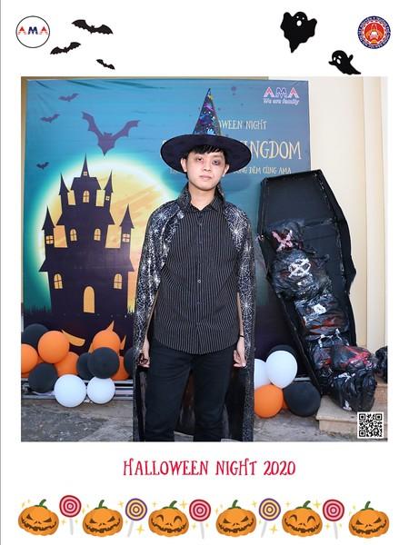 Trung Tâm Anh Ngữ AMA - Buôn Ma Thuột | Halloween 2020 instant print photo booth in Buon Ma Thuot | Chụp hình in ảnh lấy li�n tại Buôn Ma Thuột | Buon Ma Thuot Photobooth