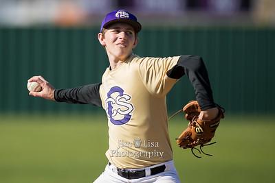 CCS HS Baseball vs. Casady, April 4