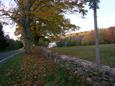 2007-10 Roxbury Wall