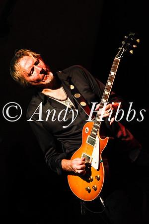 Wishbone Ash @ The Robin Oct 2012.