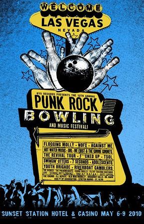 Punk Rock Bowling 2010