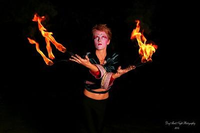 Kia The Fire Lady