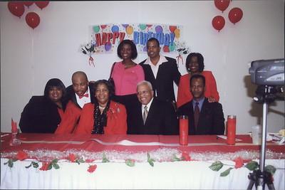 Betty Herring Birthday Party